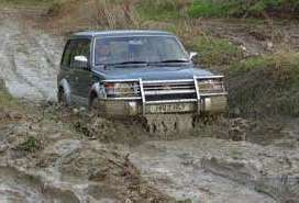 4x4 Off Roading in the United Kingdom