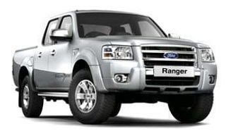 SUV Car Ford Ranger