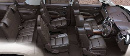 Superb 2015 Suburban Interior And Trim Photo Gallery