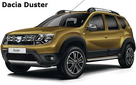 dacia duster 4x4 review suv specs and interior trim. Black Bedroom Furniture Sets. Home Design Ideas