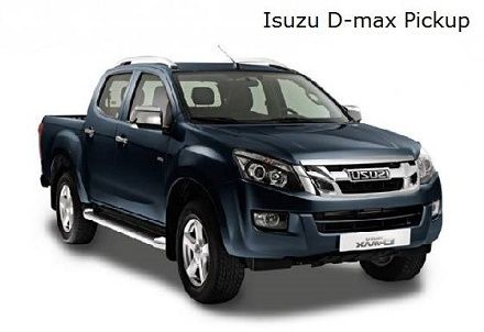 Isuzu suv 4x4 vehicles cars and crossover models isuzu dmax suv pickup 2016 sciox Image collections